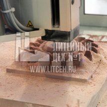Оснастка для литья детали