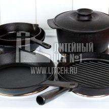 Изготовление посуды из чугуна