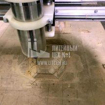 Изготовление модели из дерева