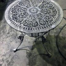 чугунная мебель на заказ
