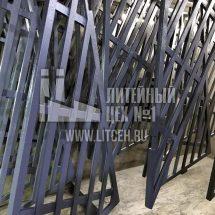 решетки для деревьев покраска и изготовление