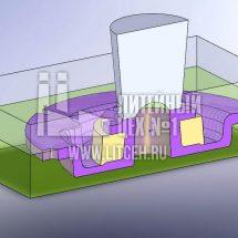 Проектирование модельной оснастки
