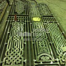 изготовление чугунных ворот