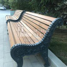 скамейки литые